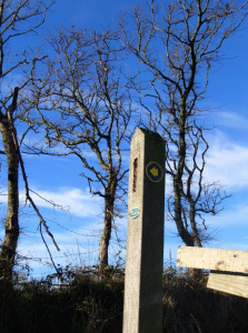 Nuclear Developers Rip Out  Footpath Signs - Moorside