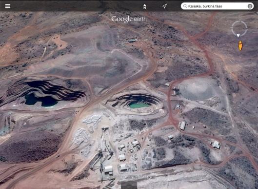 Burkina Gold Mine