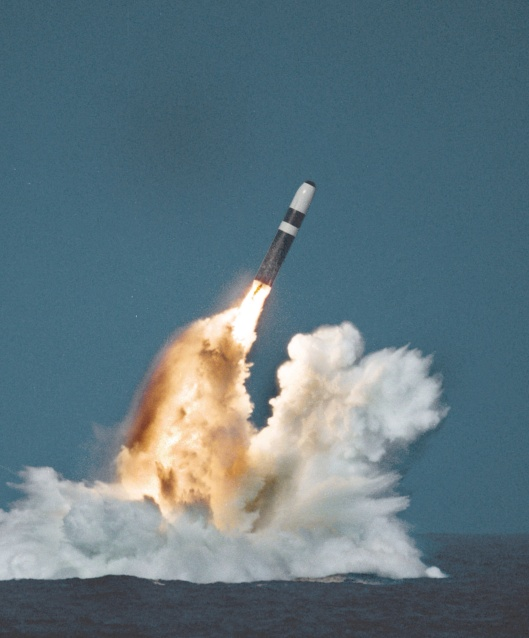 Trident II USG photo of UK sub