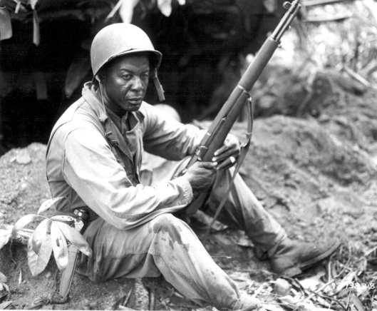 World War II Soldier