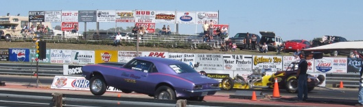 Drag Racing in Saskatchewan, home to Cameco Uranium Photo By Philtre CC -BY-SA 3.0