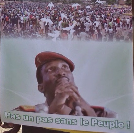 Not one step without the people Sankara zoom http://azls.blogspot.com/2014/10/burkina-faso-explosion-populaire.html (Copyleft)