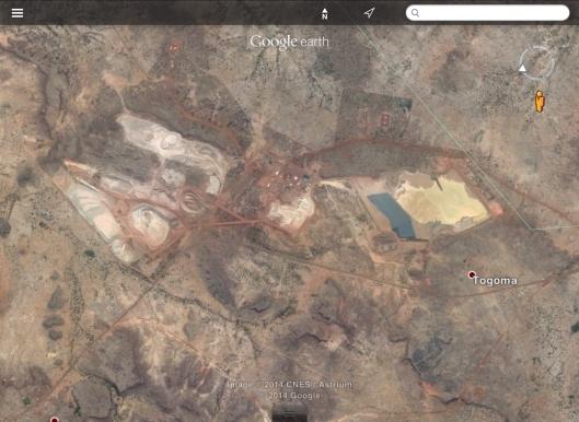 Nordgold's Bissa Gold Mine Complex Burkina Faso