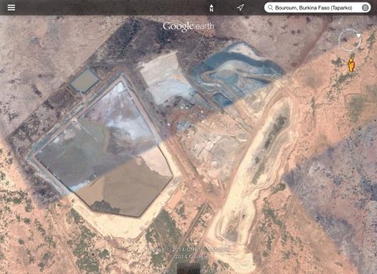 Taparko Gold Mine, Nordgold, Burkina Faso