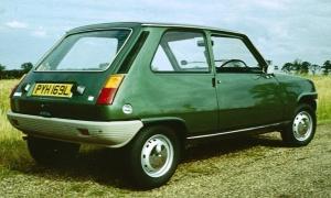 Renault 5 public domain