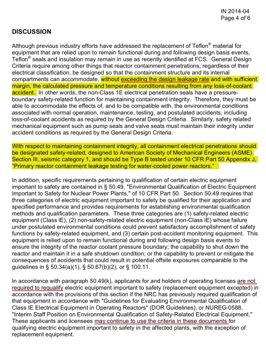 NRC Teflon Safety 26 March 2014, p. 4