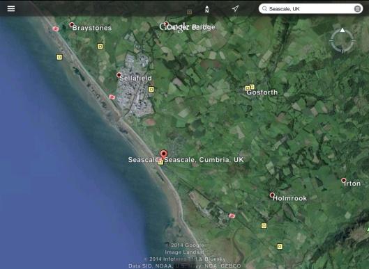 Sellafield to Seascale