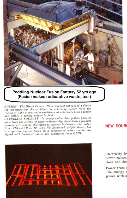 Peddling Fusion 1962