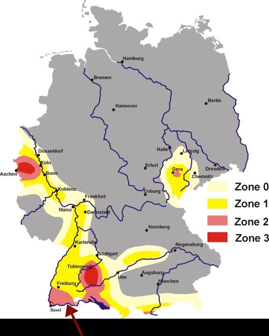 Map by Störfix, CC-BY-SA 2.0 De, arrow added