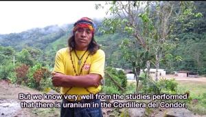 A Call from the Shuar Domino Ankuash re Uranium mining in Ecuador-Amazon