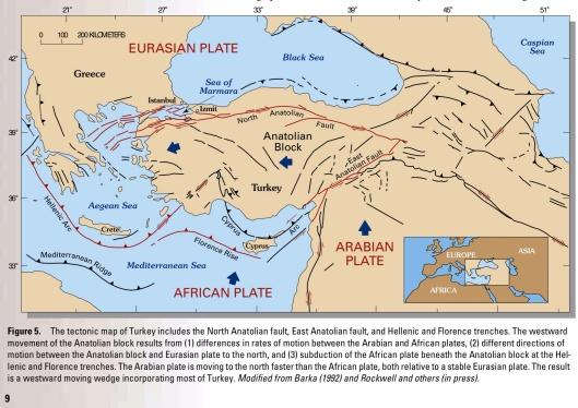 USGS circular 1193, p. 9 Turkey faultlines