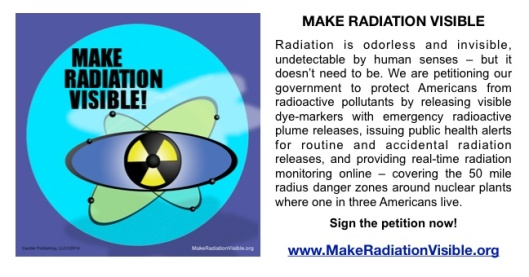 Make Radiation Visible