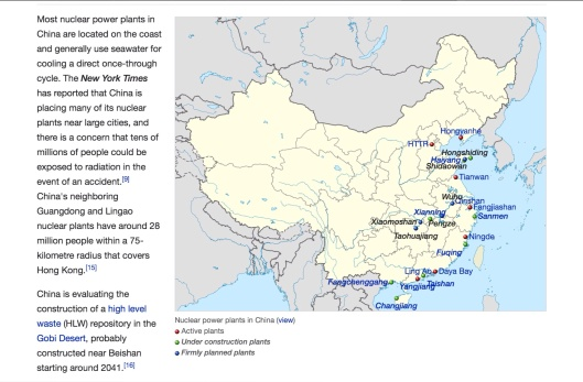 http://en.wikipedia.org/wiki/Nuclear_power_in_China