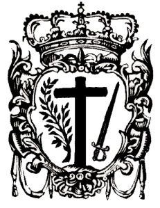 Spanish Inquisition insignia from Wikipedia, donated to public domain