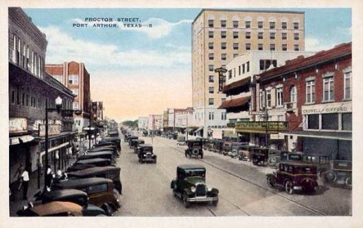 Proctor St. Port Arthur ca 1920