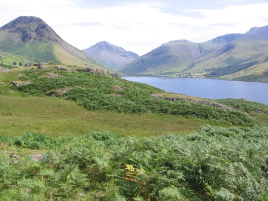 Wast water English Lake District Cumbria