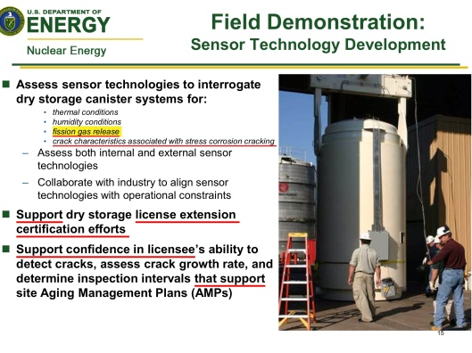DOE-Boyle, Aug. 2014, Dry Cask Summary, p. 15