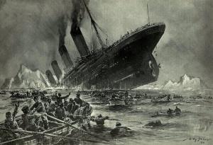 Titanic Willy Stöwer, 1912