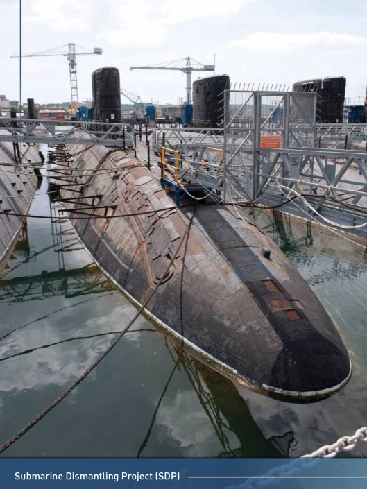 Old Rusty UK Nuclear Sub Consultation 2011 UK-MOD OGL