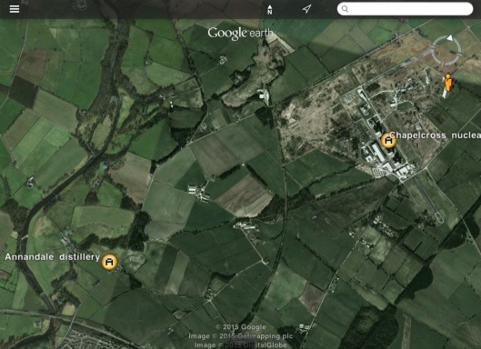 Distillery and Chapelcross