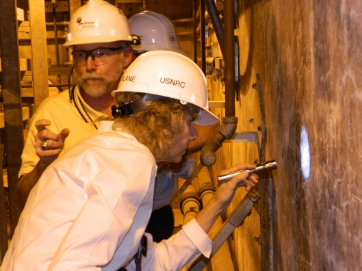US NRC inspecting concrete cracks at Seabrook NPS