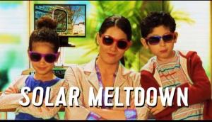 MakeNuclearHistory org Solar Meltdown