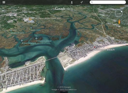 Seabrook NPS Atlantic beach