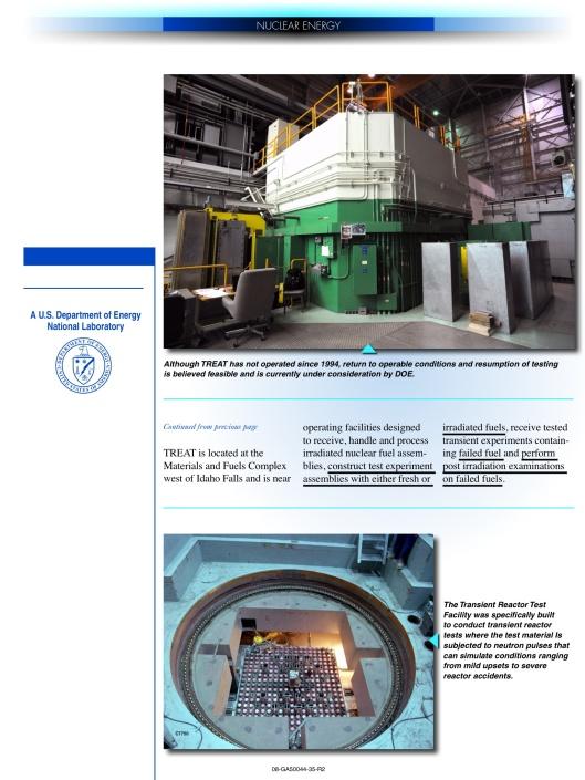 Treat Reactor INL DOE p. 2