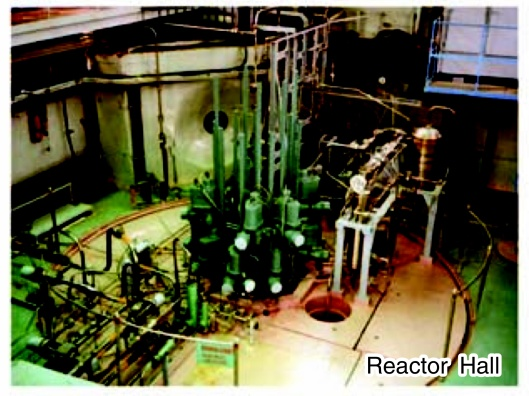 IGR Experimental Reactor, JAEA R&D Review 2008 , p.15