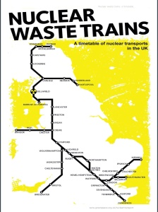 Nuclear Waste Trains Greenpeace.org