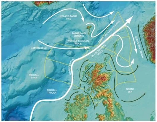 Scottish Sea Currents Scotland gov
