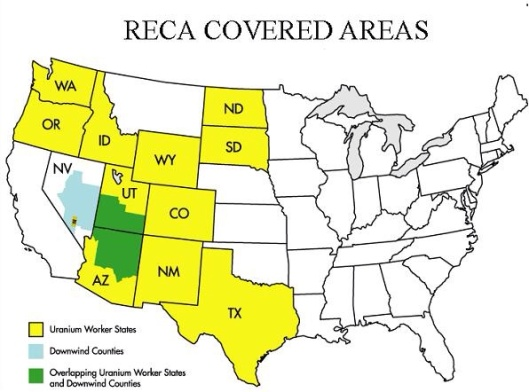 RECA Areas