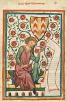 Codex Manesse Roses 1300s
