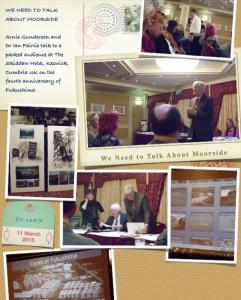 We Need to Talk  About Moorside  - Keswick 11.3.15