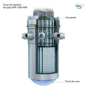 EPR Reactor Pressure Vessel ASN