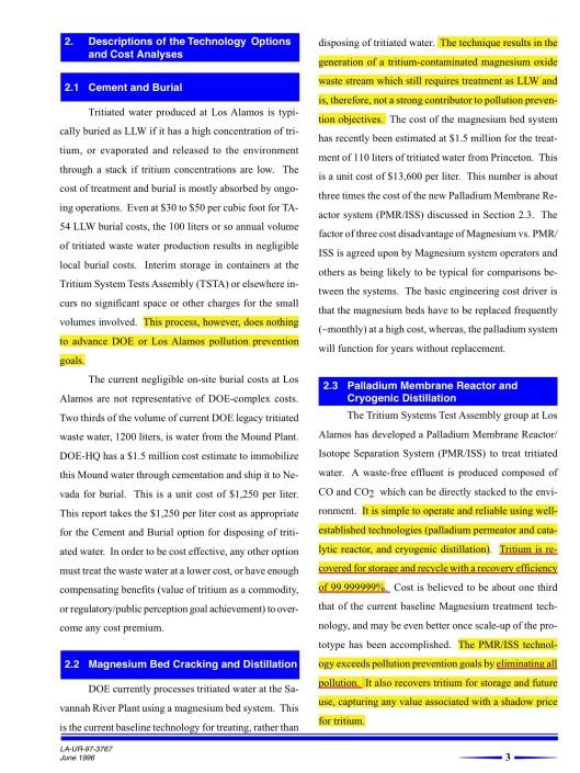 LA-UR-97-3767 June 1996, p. 3