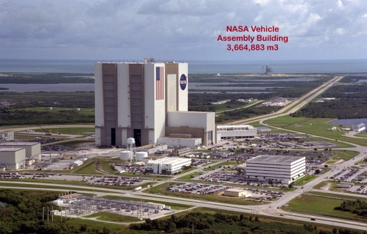 NASA vehicle Assembly Building