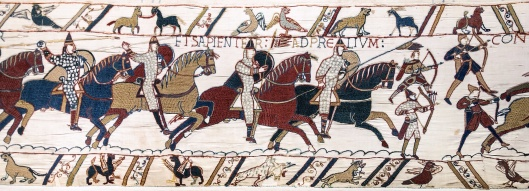 Bayeux Tapestry Norman Invasion 1066