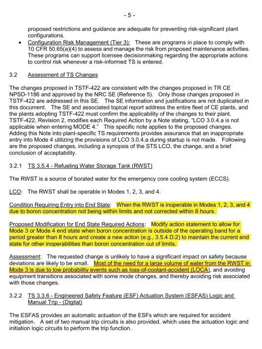 ML103270197, p. 5 Water LOCA