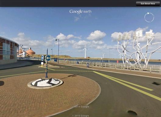 UK Blythe wind farm