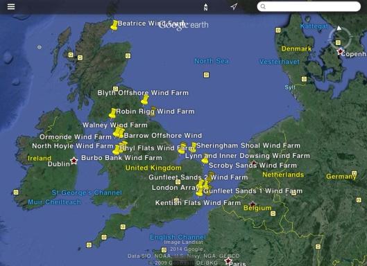 UK Windfarms export Wikipedia