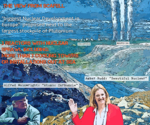 Alfred Wainwright %22Atomic Carbuncle%22 Amber Rudd %22Beautiful Nuclear%22
