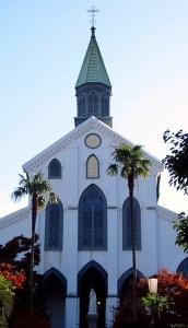 Oura Church, Nagasaki, Nagasaki, Japan Author Kzhr cc-by-sa-2.5