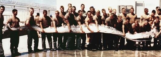 1996 US Navy Oarfish