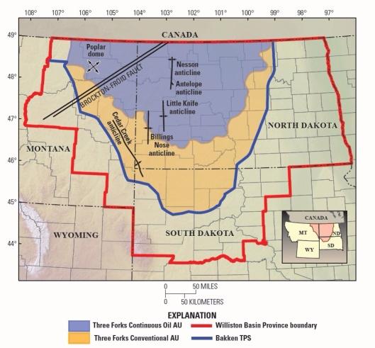 USGS Bakken
