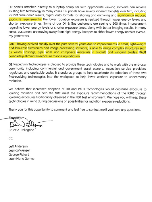 GE Inspections Pelligrino p. 2
