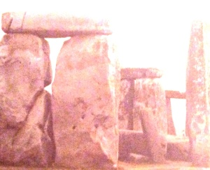Stonehenge close