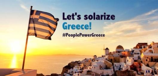 Let's Solarize Greece
