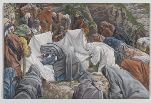 Tissot Jesus Shroud