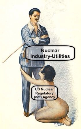 desire of the nuclear industry